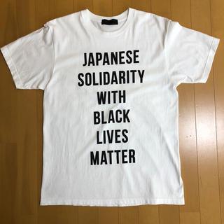A BATHING APE - HUMAN MADE チャリティTシャツ【L】