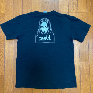 エックスガール(X-girl)のTシャツ エックスガール ミルクフェド(Tシャツ(半袖/袖なし))