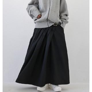 antiqua - 新品未使用 アンティカ プリーツ変形スカート