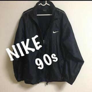 NIKE - NIKE ナイキ ナイロンジャケット ビッグシルエット オーバーサイズ 古着