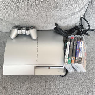 PlayStation3 - プレステ3本体(ソフト付)