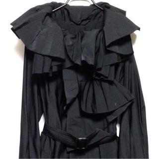 ジャンポールゴルチエ(Jean-Paul GAULTIER)のゴルチエ コート サイズ40 M レディース 黒(その他)