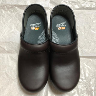 ダンスコ(dansko)の《未使用》dansko xp2.0 35 (ローファー/革靴)