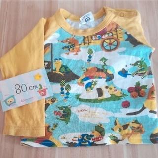 ビッツ(Bit'z)の80cm Bit'z 長袖 ロンT(Tシャツ)