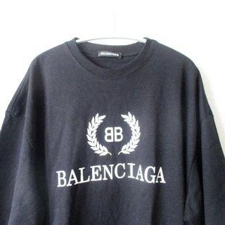 Balenciaga - 美品【BALENSIAGA】メンズ用BBロゴ入りTシャツ S