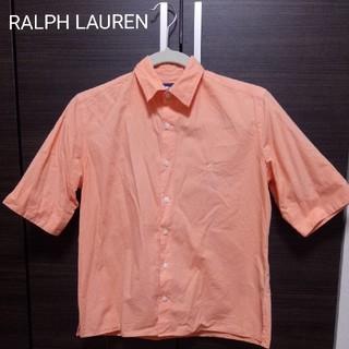 ラルフローレン(Ralph Lauren)の【sale】ラルフローレン ゴルフ 半袖シャツ サイズ6 オレンジ(シャツ/ブラウス(半袖/袖なし))