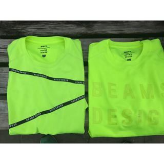 ZETT - ZETT × BEAMS DESIGN Tシャツ MENS M 2枚セット