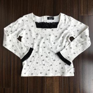 コムサイズム(COMME CA ISM)のコムサイズム 長袖 Tシャツ 110センチ(Tシャツ/カットソー)
