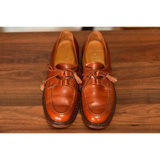 クロケットアンドジョーンズ(Crockett&Jones)のcrockett&jones 旧ロゴ SWAN TAY3 85B 24.5cm(ローファー/革靴)