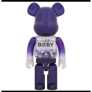 MEDICOM TOY - MY FIRST BE@RBRICK B@BY MACAU2020 1000%