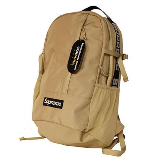 Supreme(シュプリーム)の🙌Supreme Backpack 新品未使用品 メンズのバッグ(バッグパック/リュック)の商品写真