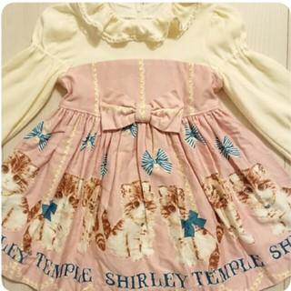 Shirley Temple - シャーリーテンプル ねこ ワンピース