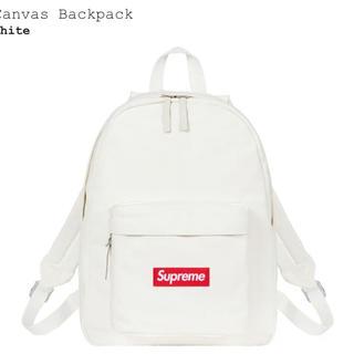 Supreme - supreme canvas backpack