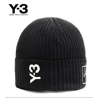 ワイスリー(Y-3)の新品 YOHJI YAMAMOTO Y-3 Beanie 3S(ニット帽/ビーニー)