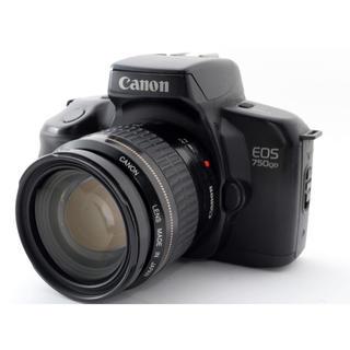キヤノン(Canon)のCANON EOS750QD フィルムカメラ  Canon EF35-105(フィルムカメラ)