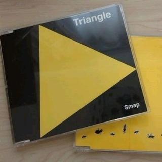 スマップ(SMAP)のSMAP CD Triangle ありがとう 2枚セット(ポップス/ロック(邦楽))