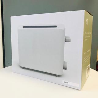 プラスマイナスゼロ(±0)の【タカさま限定】±0 ポップアップトースター ホワイト(調理機器)