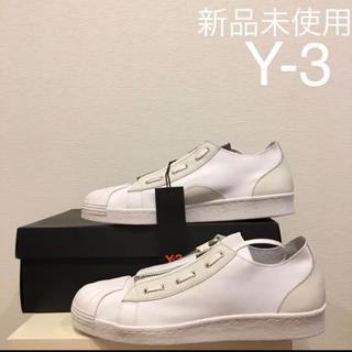 Y-3 - 【新品未使用】Y-3 ワイスリー SUPER ZIP 30.0cm