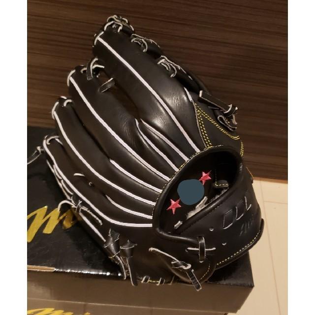 MIZUNO(ミズノ)のミズノプロ外野手グローブ スポーツ/アウトドアの野球(グローブ)の商品写真
