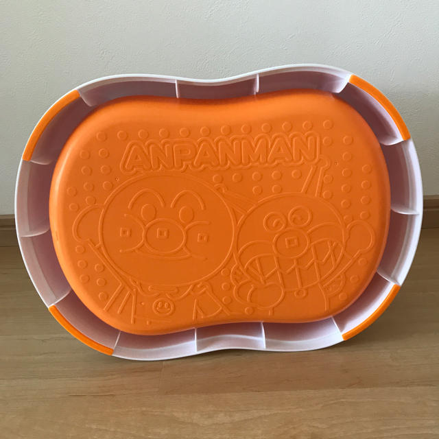 アンパンマン(アンパンマン)のアンパンマン おまる キッズ/ベビー/マタニティのおむつ/トイレ用品(ベビーおまる)の商品写真