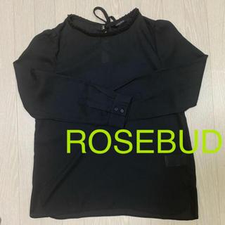 ローズバッド(ROSE BUD)のブラウス(シャツ/ブラウス(長袖/七分))