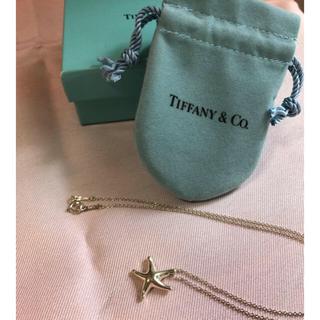 Tiffany & Co. - Tiffany ティファニー ネックレス スターフィッシュ