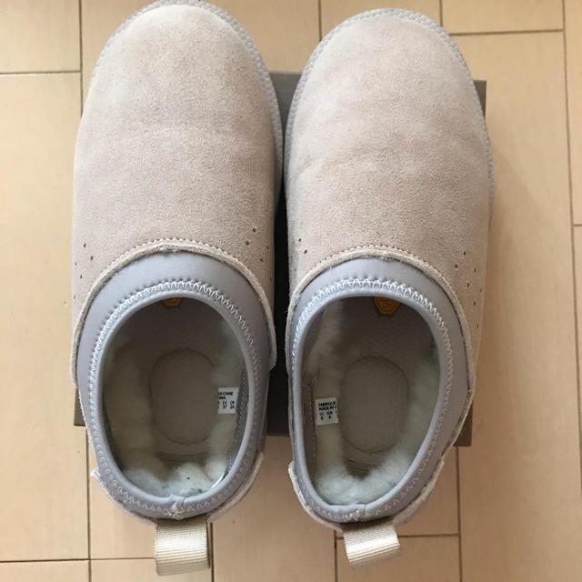 DEUXIEME CLASSE(ドゥーズィエムクラス)のDeuxieme Classe スイコック ムートンサボ  24cm レディースの靴/シューズ(スリッポン/モカシン)の商品写真
