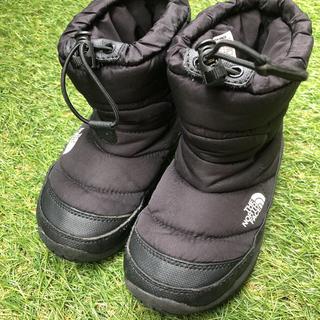 ザノースフェイス(THE NORTH FACE)のノースフェイス  スノーブーツ ヌプシブーツ 19cm(ブーツ)