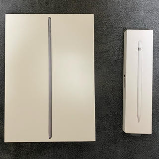 Apple - iPad Air3+Apple ペンシル+カバー付き❕