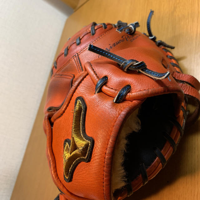 キャッチャーミットミズノプロ硬式 スポーツ/アウトドアの野球(グローブ)の商品写真