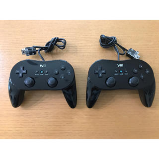Wii - 【美品】Wii Classic Controller PRO