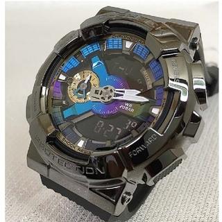 ジーショック(G-SHOCK)のG-SHOCKマルチカラー GM-110B-1AJF(腕時計(デジタル))