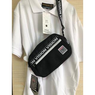 カンゴール(KANGOL)のカンゴールTシャツ&VISIONショルダーバッグセットです(Tシャツ(半袖/袖なし))