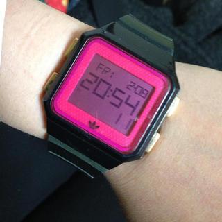 アディダス(adidas)の箱付き!adidas腕時計(腕時計)