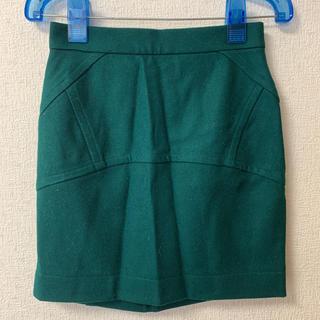 デュラス(DURAS)のDurasタイトスカート(ひざ丈スカート)