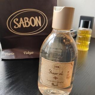 SABON - (新品)SABONシャワーオイルムスク300ml