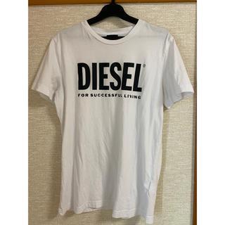 DIESEL - DIESEL 白 Tシャツ