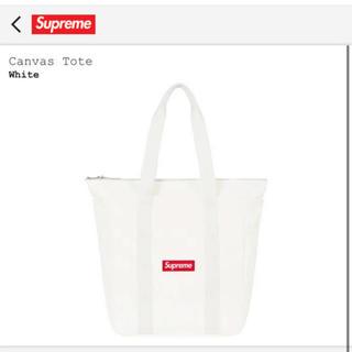 Supreme - Supreme 2020 FW Supreme Canvas Backpack