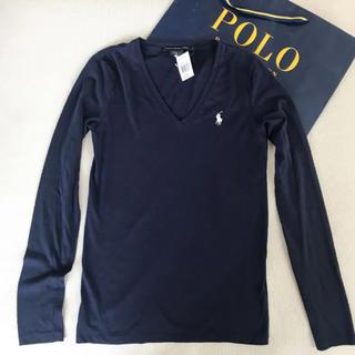 ラルフローレン(Ralph Lauren)の《新品未使用タグ付き》ラルフローレン レディース長袖Tシャツ(Tシャツ(長袖/七分))