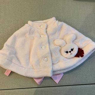 Shirley Temple - シャーリーテンプル 子供服ケープ