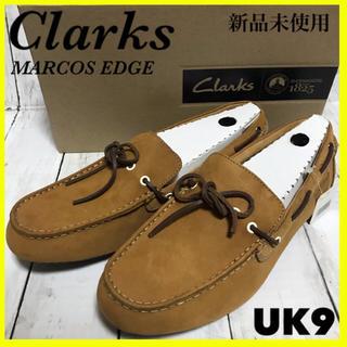 クラークス(Clarks)の[新品未使用] 英国 Clarks  MARCOS EDGE 本革 シューズ(ドレス/ビジネス)