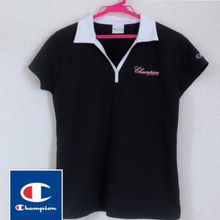 チャンピオン(Champion)のチャンピオン ポロシャツ(Tシャツ(半袖/袖なし))