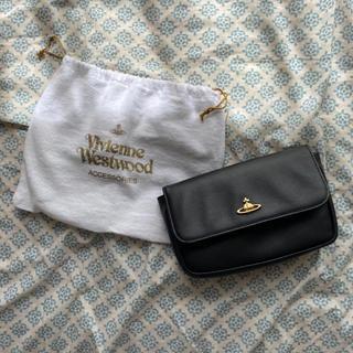 Vivienne Westwood - vivienne westwood ヴィヴィアンショルダーバッグ (ブラック)