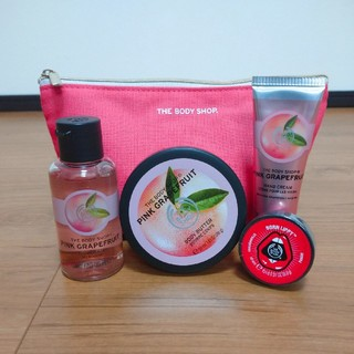 THE BODY SHOP - THE BODY SHOP 5点セット 新品未使用