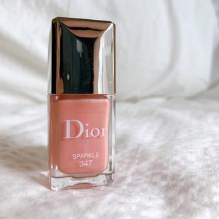 ディオール(Dior)のディオール ヴェルニ Dior Vernis 347(マニキュア)