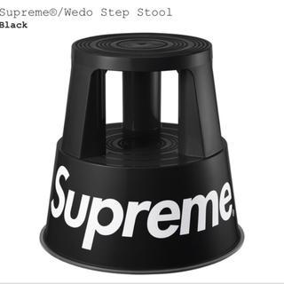 Supreme - シュプリーム Wedo  Step  Stool  Black