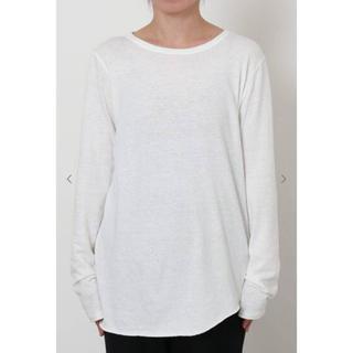 DEUXIEME CLASSE - ドゥーズィエムクラス Layering Tシャツ 希少ホワイト 新品