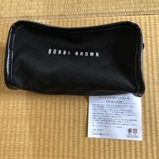 ボビイブラウン(BOBBI BROWN)のボビイブラウン ノベルティポーチ(ポーチ)