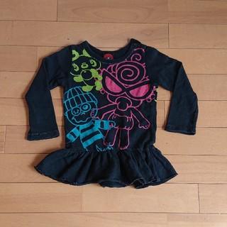 ヒステリックミニ(HYSTERIC MINI)のヒスミニ 長袖 80サイズ(シャツ/カットソー)