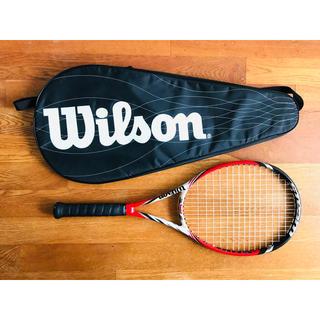 ウィルソン(wilson)のウィルソン『BLX Steam99s』テニスラケット/Wilson/錦織圭モデル(ラケット)